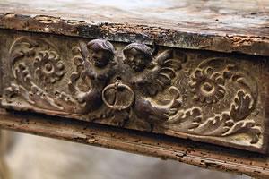 Restauration de meubles en bois massif